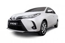 Alasan Toyota Tak Bawa Vios Facelift ke Indonesia