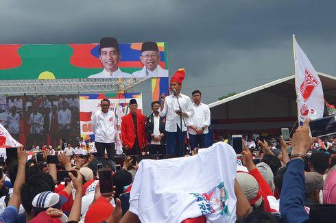 Padatnya Agenda Jokowi dan Rahasia agar Tetap Prima...