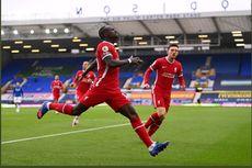 Babak I Everton Vs Liverpool Imbang, Virgil Van Dijk Ditarik Keluar