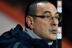 Sarri Ogah Berhenti Merokok, Juventus Kecewa