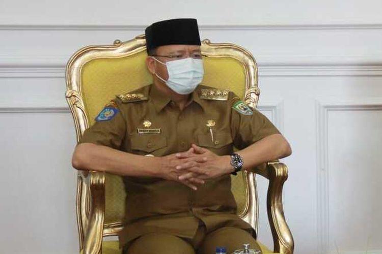 Gubernur Bengkulu, Rohidin Mersyah