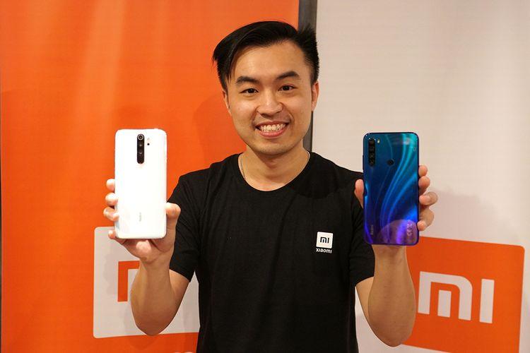 Country Director Xiaomi Indonesia, Alvin Tse