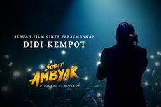 Film Sobat Ambyar Perlihatkan Foto Adegan Karakter Utama dan Sosok Didi Kempot