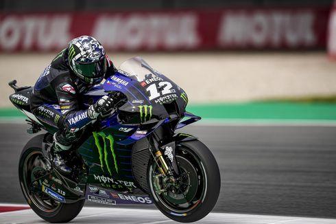 Hasil Kualifikasi MotoGP Belanda, Vinales Pole Position, Marquez ke-20