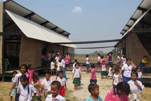 Sekolah Nomaden, Cocok untuk Wilayah Konflik