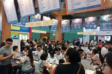 10 Tips Berburu Tiket Pesawat Murah di Kompas Travel Fair