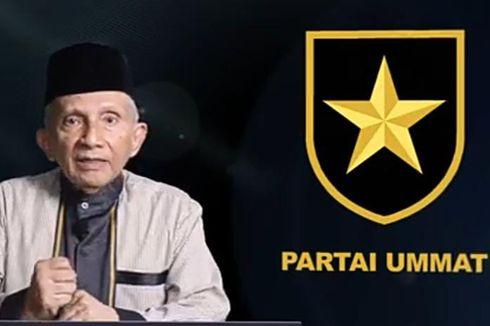 Perjalanan Partai Ummat yang Digagas Amien Rais, dari Pecah Kongsi Setelah Kongres PAN, hingga Deklarasi Hari Ini