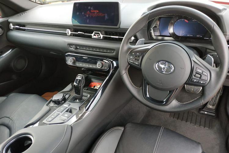 Aura desain Toyota Supra 2019 didominasi gaya BMW