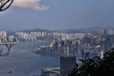 Ada Topan Haima, Perdagangan di Bursa Hongkong Dibatalkan