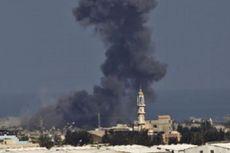 Diserang Roket, Israel Balas Gempur Jalur Gaza dengan Jet Tempur