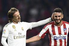 Real Madrid Vs Atletico Madrid, Piala Super Spanyol Tanpa Kampiun
