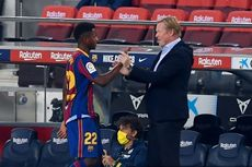 Barcelona Vs Villarreal, Jangan Berlebihan kepada Ansu Fati, Barca!