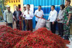 Ini Harapan Kementan Usai Launching Pasar Lelang Cabai Tuban