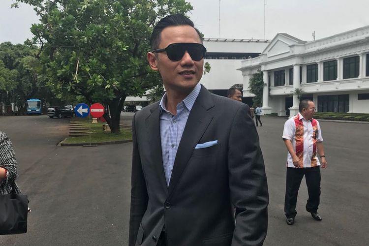 Komandan Satgas Bersama Pemenangan Pilkada dan Pemilu 2019 Partai Demokrat Agus Harimurti Yudhoyono.