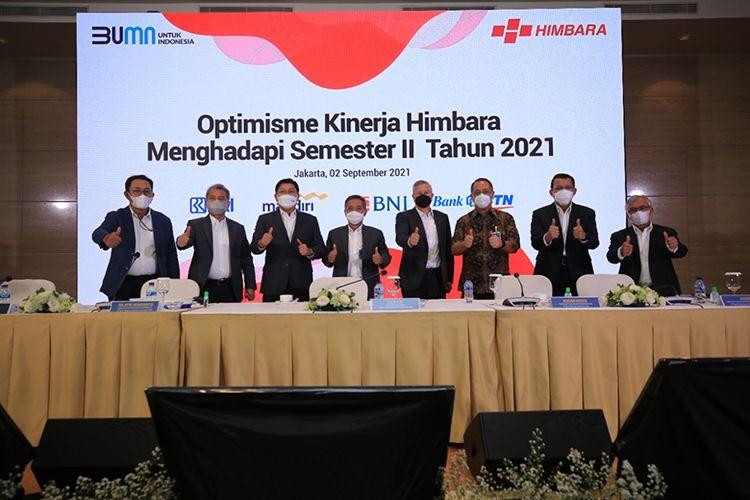 Himbara tegaskan komitmen sebagai mitra strategis pemerintah.