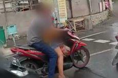 Pengendara Motor yang Mesum di Jalan Ternyata Suami Istri, Polisi Tetap Siapkan Pasal Pidana