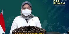 Ingin Pandemi Segera Berakhir, Menaker Ida Ajak Jajarannya Berdoa Bersama