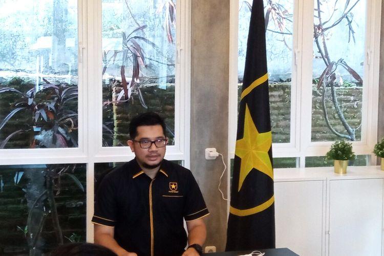 Ridho Rahmadi ditemui di kediamannya, Condongcatur, Sleman, Kamis (29/4/2021).