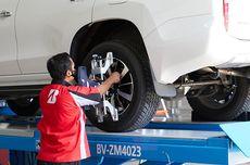 Ini Perbedaan Spooring dan Balancing Ban Mobil