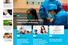 [POPULER TREN] Update Uji Vaksin Corona di Bandung | Apa Saja Keuntungan Jadi PNS?