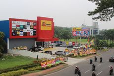 Supermarket Bangunan BJ Home BSD City Kembali Buka!