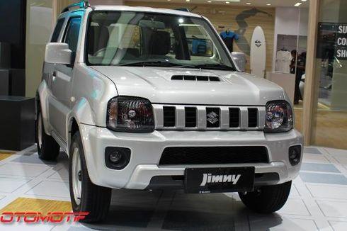 Sabar, Suzuki Sedang Kembangkan Jimny Khusus Indonesia