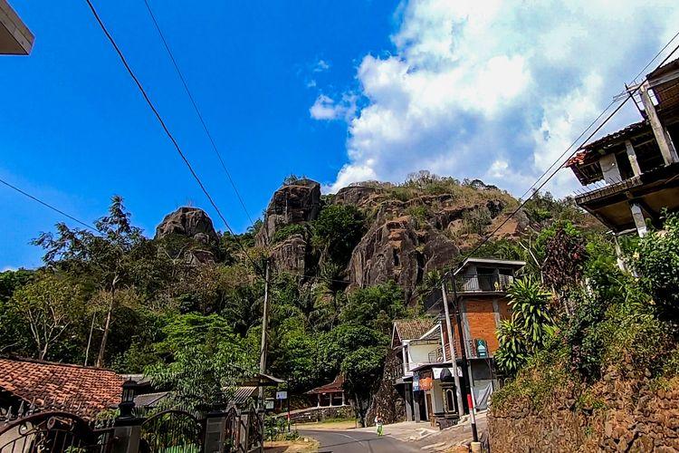 Gunung Api Purba Nglanggeran, Gunungkidul, Yogyakarta