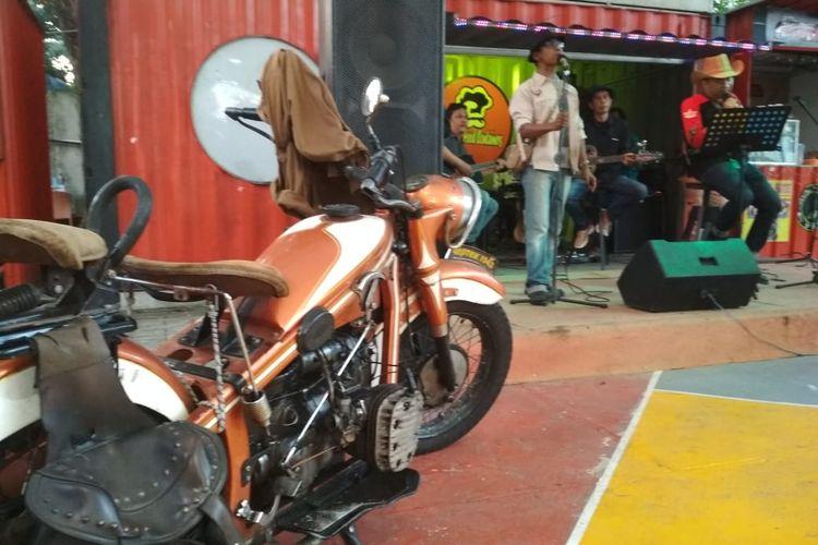Motor Antique Club Indonesia