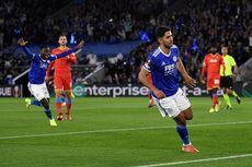 Hasil Leicester Vs Napoli: The Foxes Tertahan, Tuah Ayoze Perez Terhenti