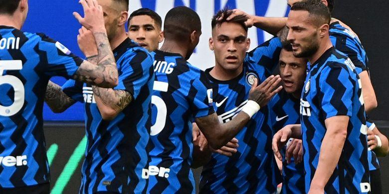 Bagaimana Bisa? Inter Milan Tutup Liga Italia dengan Pesta Scudetto dan Hujan Rekor
