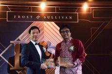 Dua Layanan Telkomsigma Raih Penghargaan Frost & Sullivan