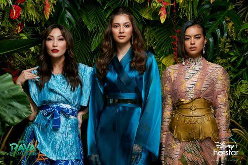 Mikha Tambayong, Eva Celia, dan Ayu Dewi Mengisi Suara Film Raya and The Last Dragon