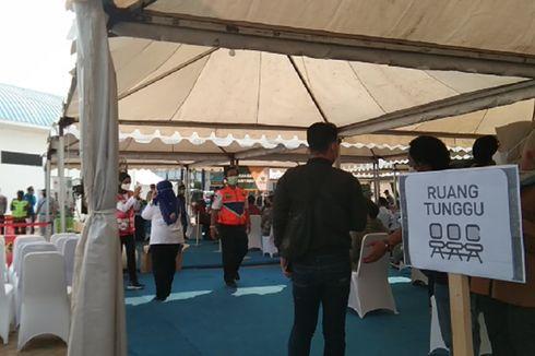 6 Pemudik Reaktif Berdasarkan Tes Antigen di Pos Balonggandu Karawang