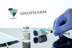 Bio Farma: 1 Juta Dosis Vaksin Sinopharm Sudah Diterima, Setengahnya Donasi dari UEA