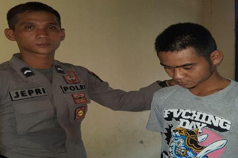 Perkosa Gadis Keterbelakangan Mental, Seorang Pemuda Diringkus Polisi