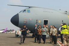 Menteri BUMN Akui Ada Penawaran Pesawat A400M dari Airbus