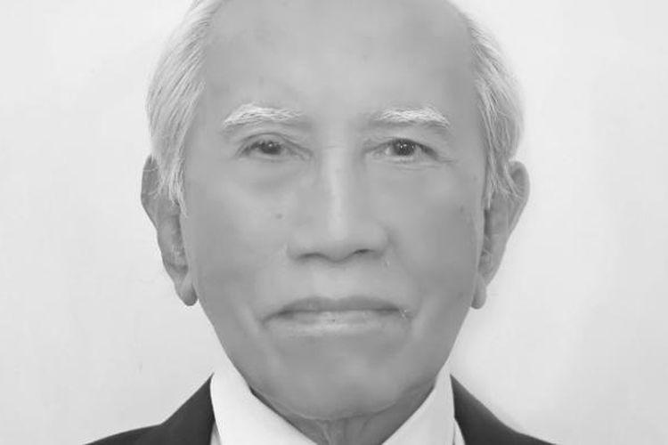 Sayidiman Suryohadiprijo, purnawirawan Letnan Jenderal TNI AD.