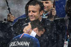 Juara Piala Dunia, Perancis Panen Ucapan Selamat dari Pemimpin Negara