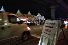 Ini Daftar Titik Penyekatan Kendaraan Saat Arus Balik di Pulau Jawa