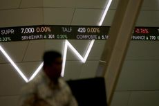 Investor Tunggu Data Penjualan Eceran di Akhir Pekan