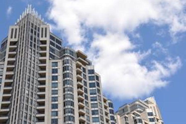 Tingginya minat kelas atas Jakarta terhadap apartemen mewah tak hanya untuk proyek-proyek yang sudah dilansir ke pasar, melainkan sejak masih dalam rancangan dan pra -penjualan.