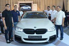 BMW Luncurkan Aksesori M Performace Seri 5