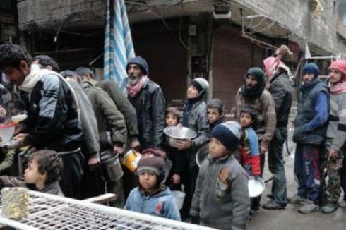AS Pangkas Dana Badan Pengungsi Palestina, PBB Minta Bantuan