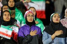 Iran Izinkan Wanita Hadiri Pertandingan Sepak Bola untuk Pertama Kali dalam 40 Tahun