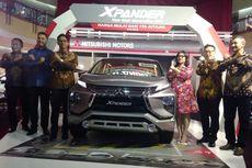 Akselerasi Responsif Mitsubishi Xpander di Riau