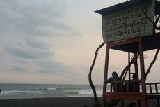 Ingat, Dilarang Mandi di Laut Saat Main ke Pantai Selatan