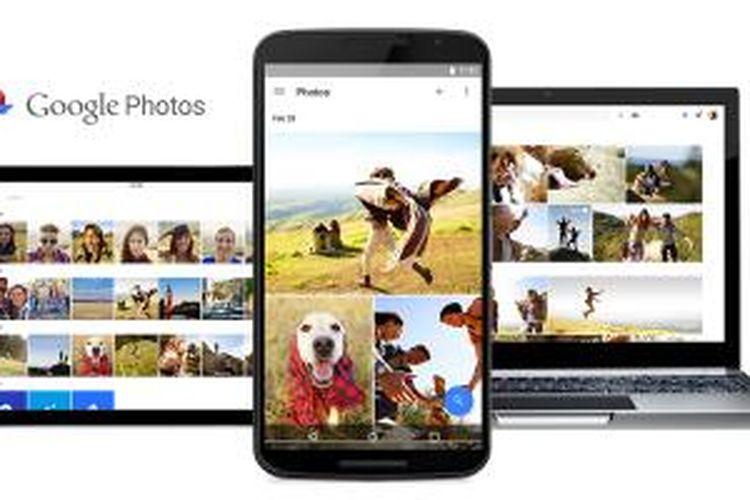 Google Photos mengizinkan pengguna untuk mengunggah foto dengan jumlah tidak terbatas