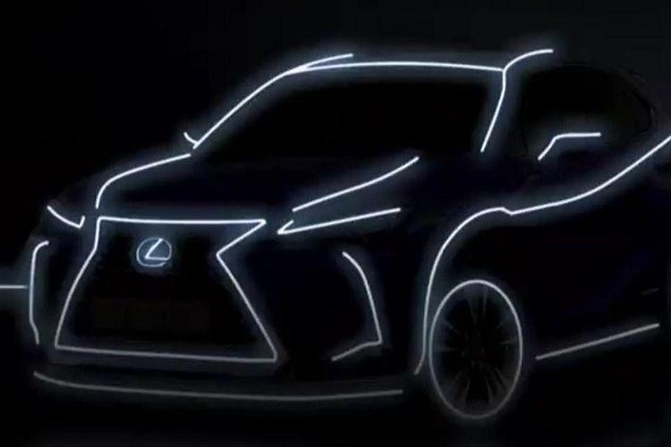 Siluet Lexus UX300e