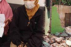 Rumah Dirobohkan karena Tak Mampu Bayar Mantan Istri Rp 30 Juta, Kasnan dan Istri Baru Tinggal di Gubuk