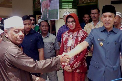 Presiden Jokowi Sumbang Sapi Kurban 800 Kilogram untuk Warga Ambon